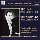 Brahms: Piano Concerto No.2 / Tchaikovsky: Piano Concerto No.1