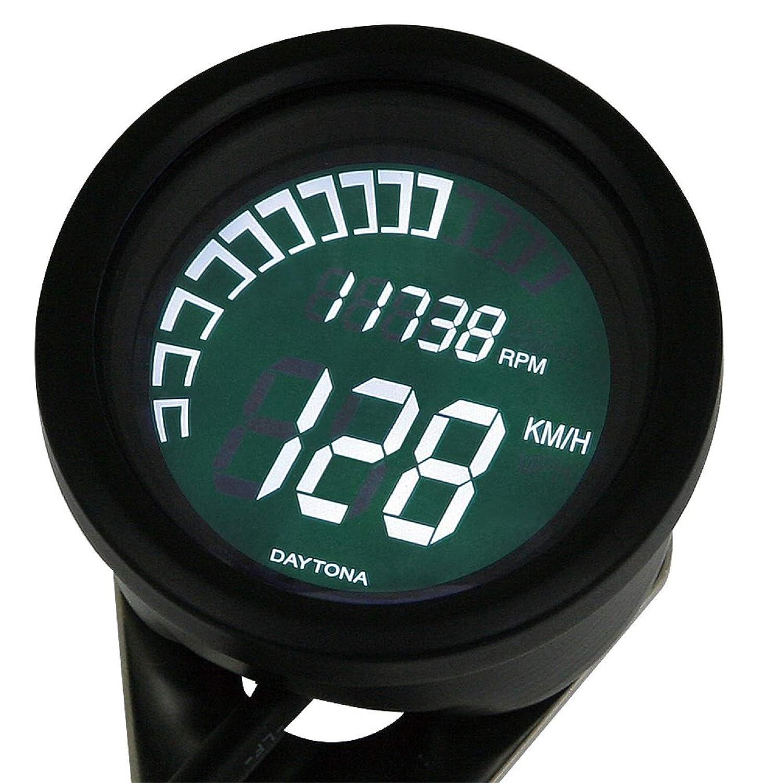 DAYTONA VELONA - Sdometer and Tachometer (250MPH/20,000RPM) on