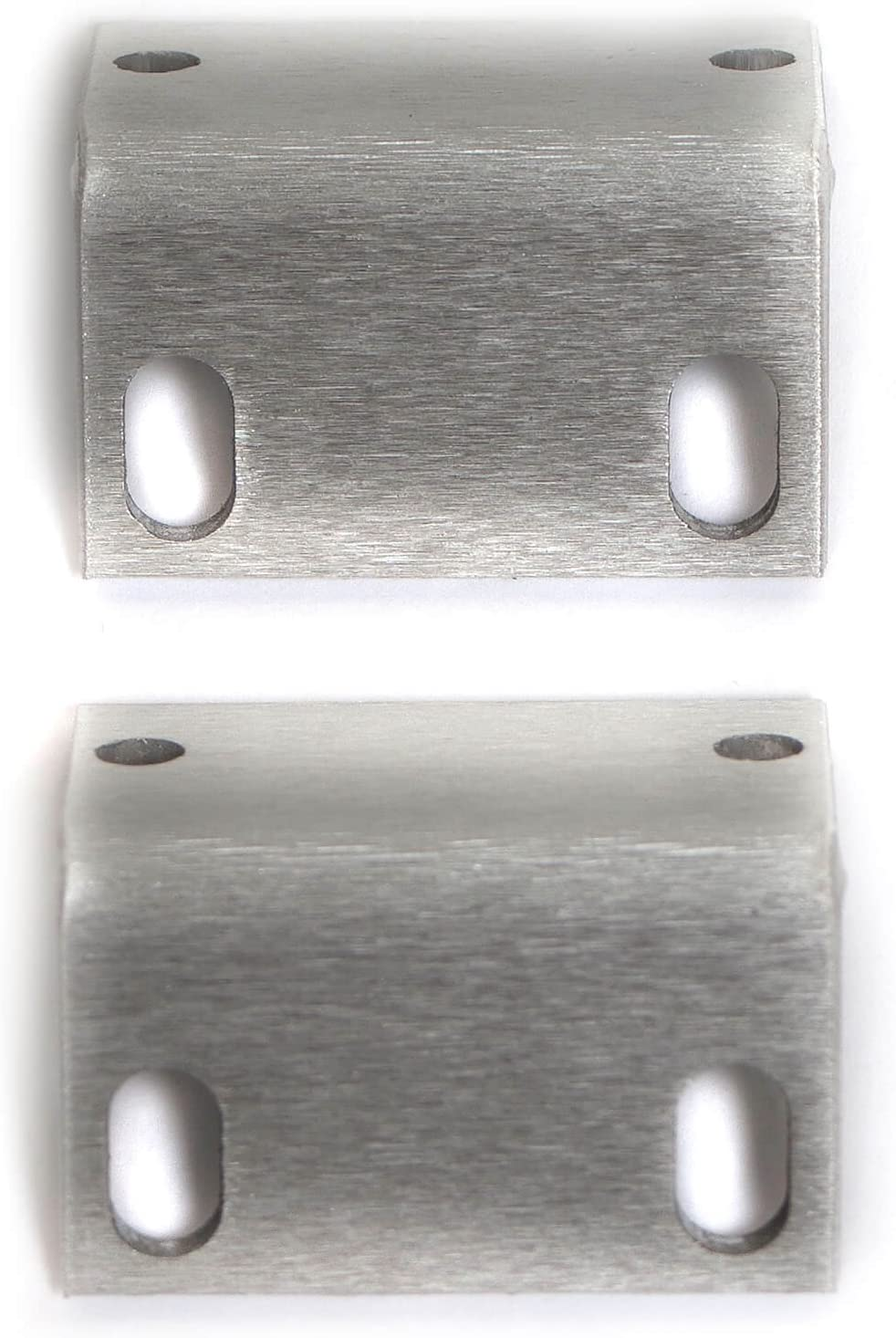 Modular Rackmount Ears 1U Eurorack Brackets by Synthrotek