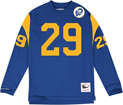 vintage rams jersey