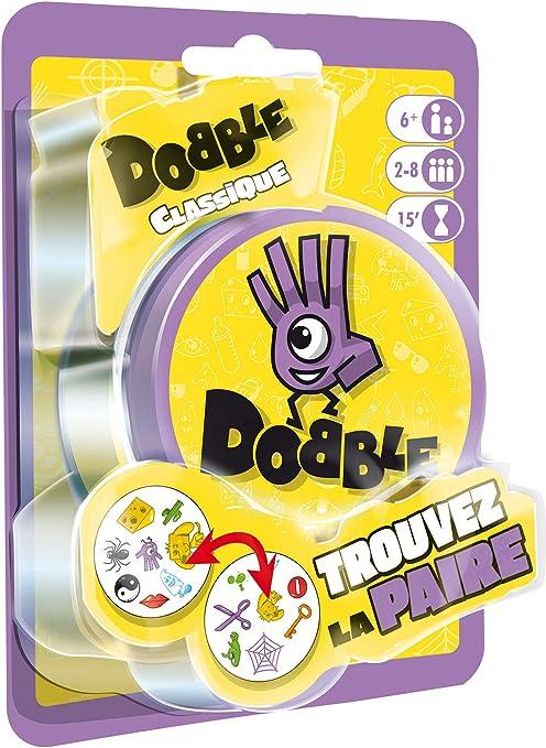 Asmodée - Dobble, Juego de diversión: Amazon.es: Juguetes y juegos
