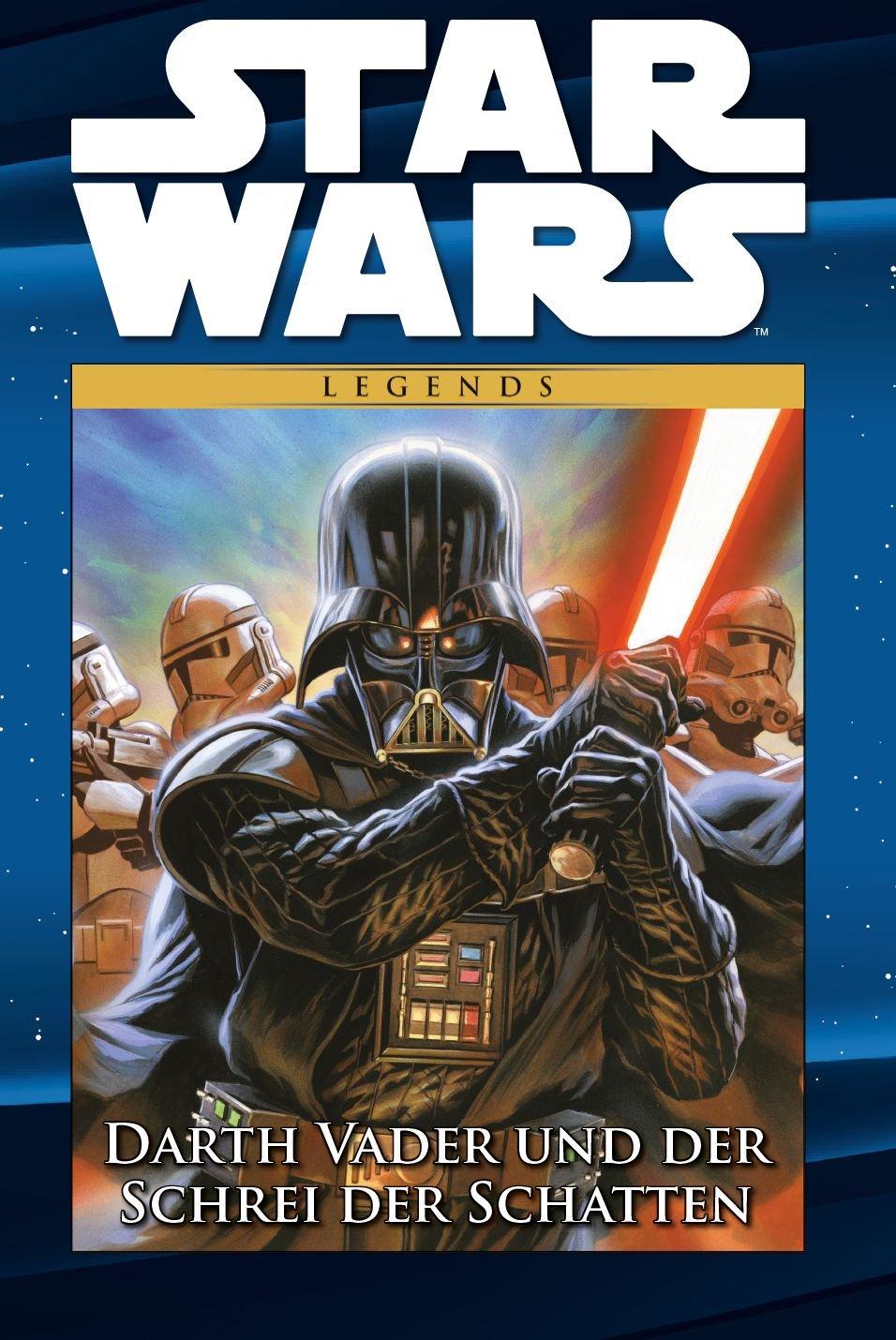 Star Wars Comic-Kollektion: Bd. 48: Darth Vader und der Schrei der Schatten Gebundenes Buch – 25. Juni 2018 Tim Siedell Gabriel Guzman Kilian Plunkett Dave Nestelle