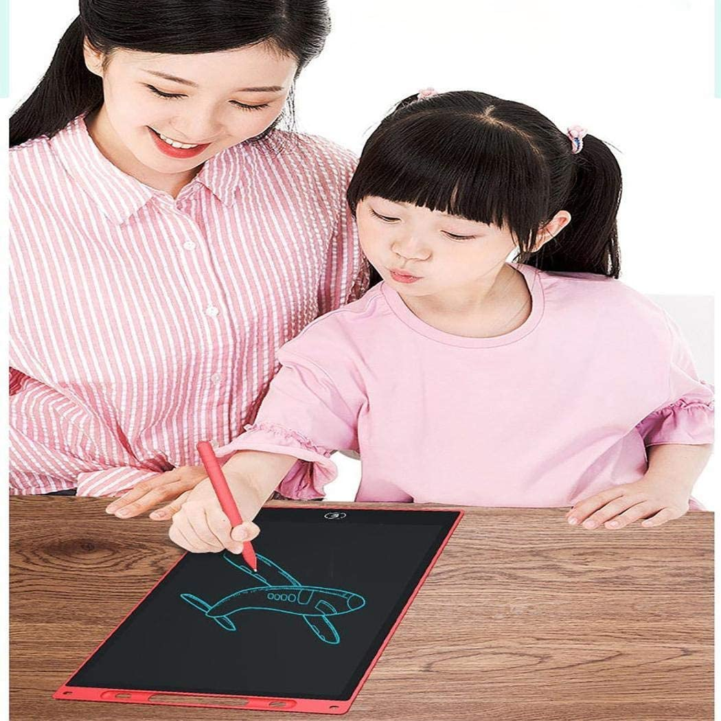 wumedy 8.5inch Portable Practical Reusable Children Writing Drawing Tablet Board Screen Filters