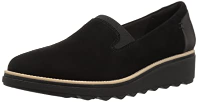 2f73e0c5dd5a9 Amazon.com | CLARKS Women's Sharon Dolly Loafer | Shoes