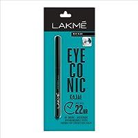 Lakme Eyeconic Kajal 22 Hour Smudge Proof Deep Black
