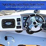 Pyle PATVR14 Marine Bluetooth Audio/Video Receiver