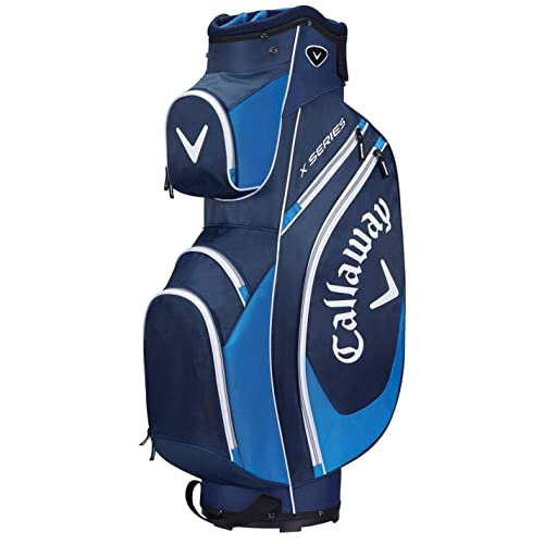 Callaway Unisex Golf Cart Bolsa De Palos Golf 91 Azul/Blanco ...
