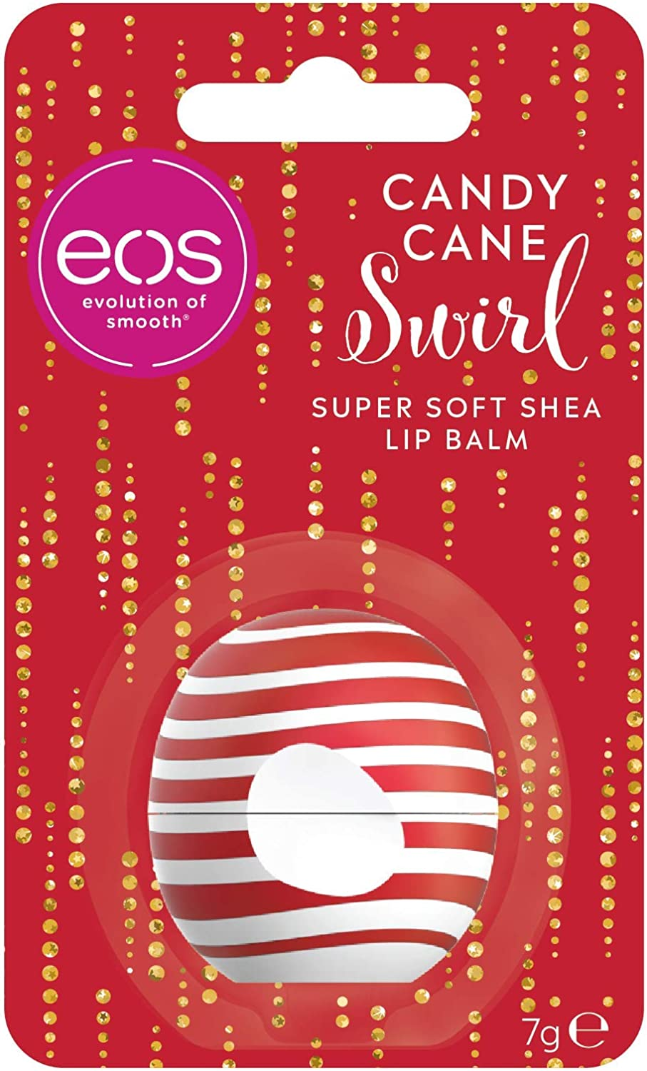 Candy Cane Lip Balm Party Inspiration