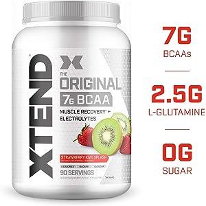 Deals on XTEND Original BCAA Powder 7g BCAAs 90 Servings