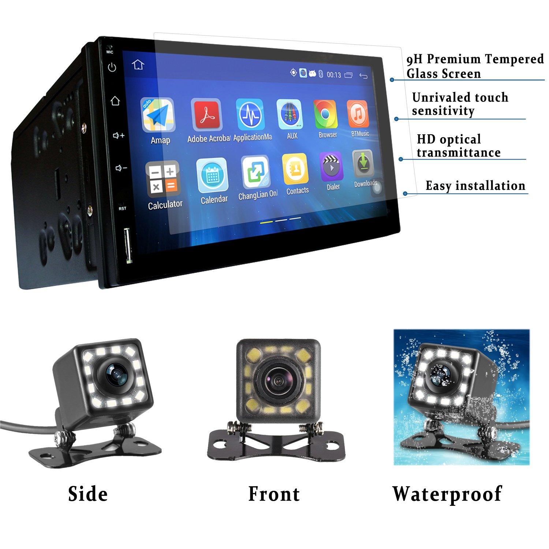 71 BBtvEhLL._SL1500_ amazon com panlelo android 5 1 car stereo 7 inch 2 din head unit panlelo wiring diagram at creativeand.co