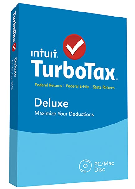 buy TurboTax Deluxe 2014 USA software for pc