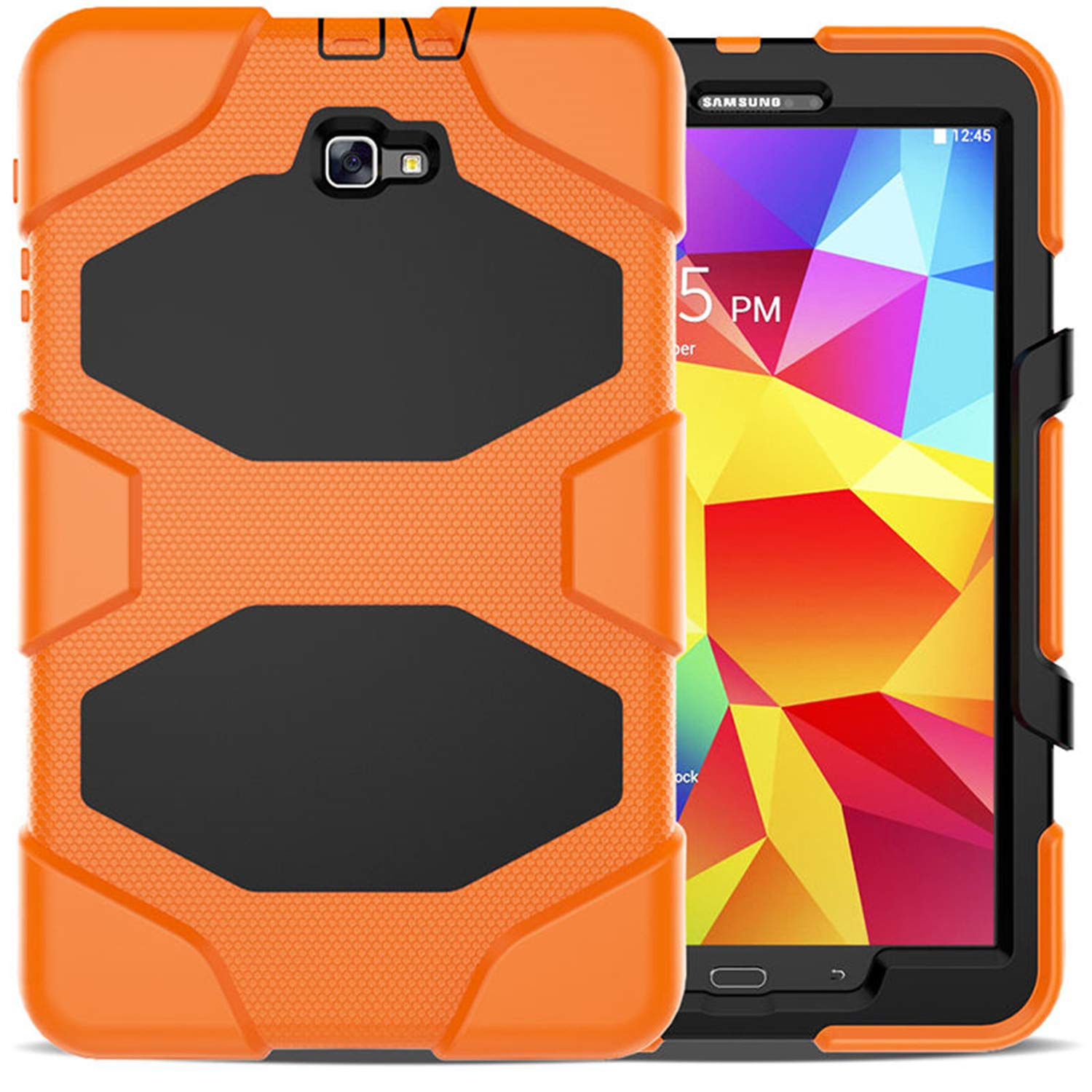 Amazon.com: Case Galaxy Tab A A6 10.1 Case Cover Tablet ...
