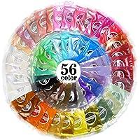 Mica Powders – 56 colores de pigmento