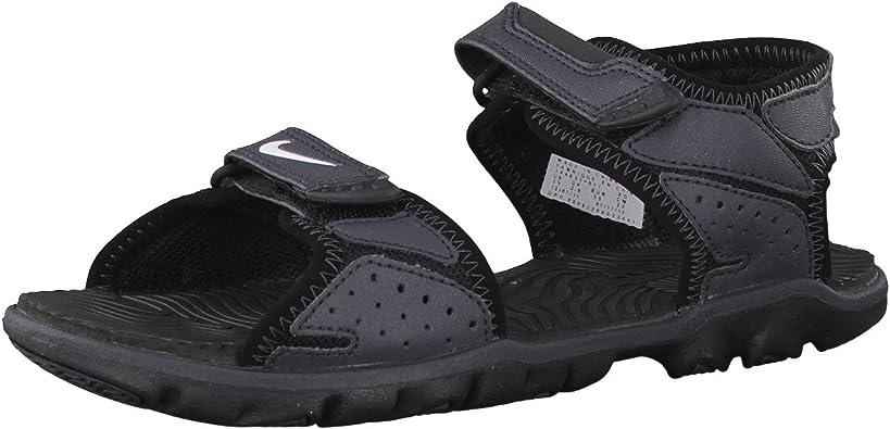 espada incrementar Prisionero de guerra  Sandalias Nike Santiam 5 344633 Niño, Schwarz, 35: NIKE: Amazon.es: Zapatos  y complementos
