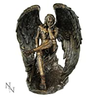 Nemesis Now–Bronzo Statuetta angelo caduto Lucifero