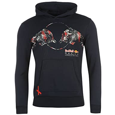 9f9db818d1329 Puma Red Bull Racing F1 Team Hoody Mens: Amazon.co.uk: Clothing