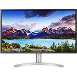 "LG 32UL750-W 32 Inch 4K UHD LED Monitor with Vesa Display HDR 600 (31.5"" Display) (2019), Silver"