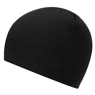 Molly Mens And Womens Warm Beanie Snowboarding Hats Black  Amazon.co ... 2b5aa9505258