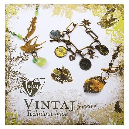 vintaj jewelry technique book