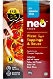 Neo Pizza Topping and Sauce with Blue Jalapeno, 250g
