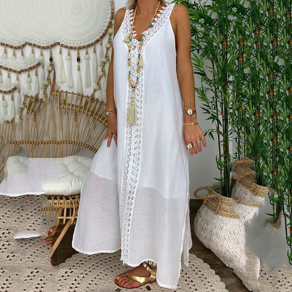 Elegante Vestidos Verano Mujer Casual 2019 Nuevo Otoño ...