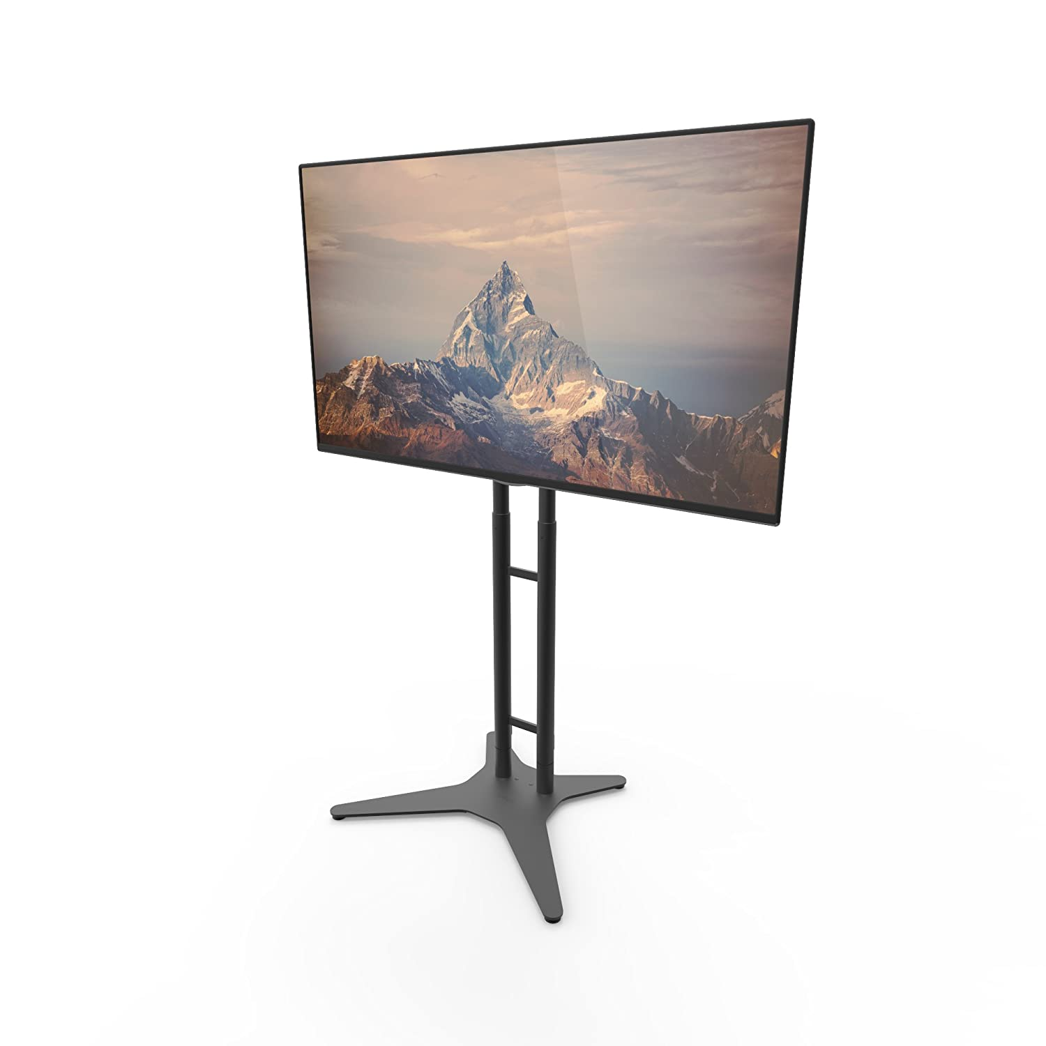 Kanto STM55 TV Floor Stand for 32-inch to 55-inch TVs