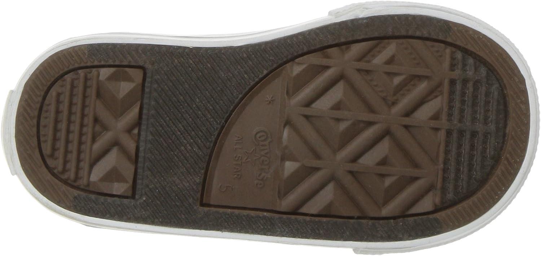 Converse Kids\' Chuck Taylor All Star Canvas High Top Sneaker