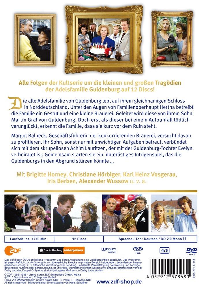 Das Erbe Der Guldenburgs Die Komplette Serie 12 Dvds Amazonde