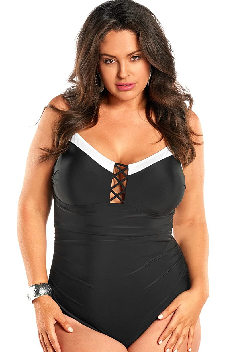 d14ba2942a9f0 EMBRACE YOURSELF: At Always For Me, our passion is designing plus size  swimwear that leaves you feeling more confident, not self conscious.