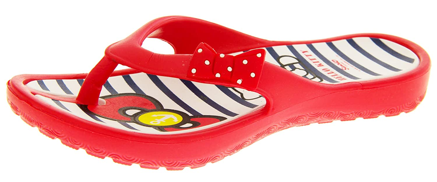 Tongs De Ingiro Plage Filles Hello Kitty Sandales Crj4lqa35 2HDWE9I
