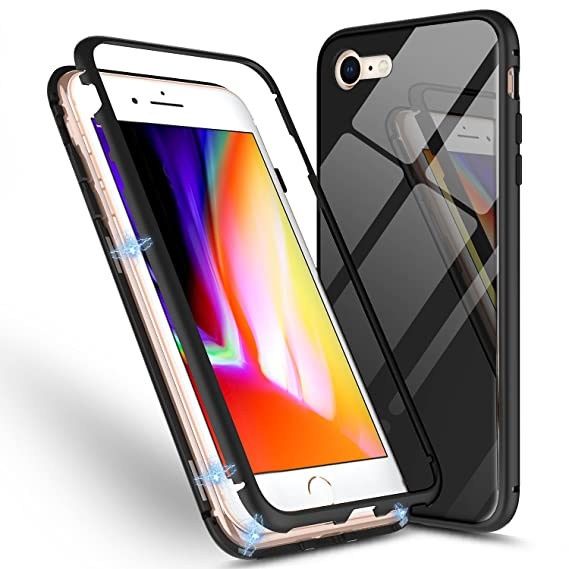 promo code 9bd6a 12e1b Amazon.com: Tecneca Case Compatible iPhone 6s iPhone 6 Magnetic ...