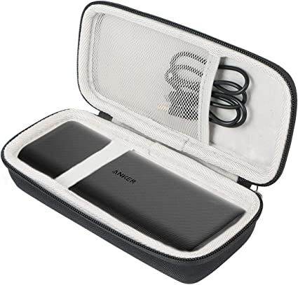 co2crea Hard Travel Case for Anker PowerCore 10000 PD Redux Ultra-Small Power Bank 10000mAh Portable Charger