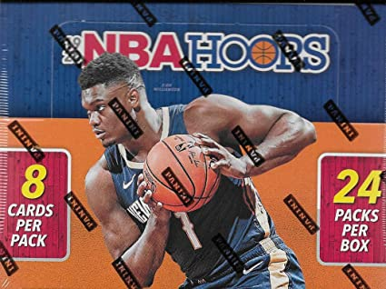 2019 2020 Hoops Nba Basketball Retail Box Of 24 Packs With One Guaranteed Autograph Card And Possible Rookies And Stars Including Zion Williamson
