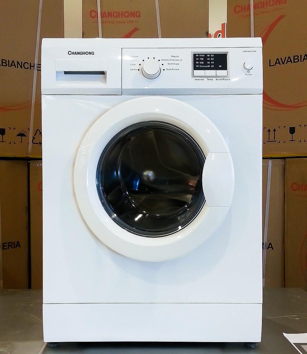 CHANGHONG MFS60-ES1004/A0712 LAVADORA 1000 REVOLUCIONES ...