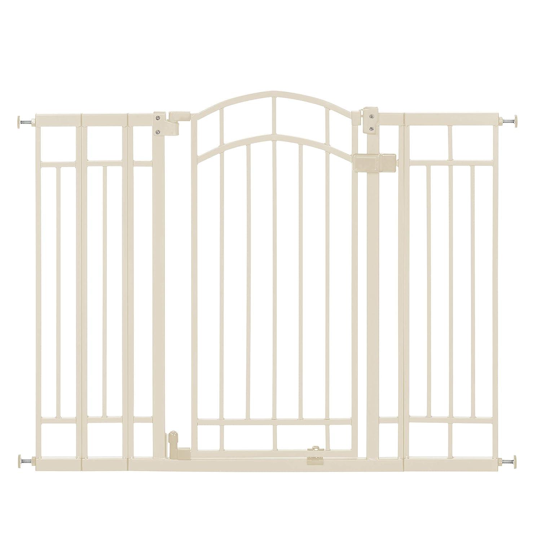Amazon.com: Puerta multiuso extra alta decorativa, color ...