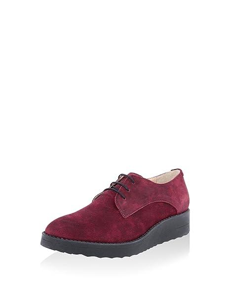 Giorgio Picino Zapatos de Cordones Guinda EU 36 dmCD5Z