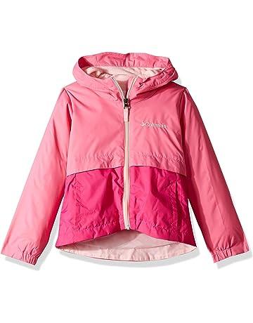 a5f96793c74 Columbia Girls' Rain-Zilla Jacket