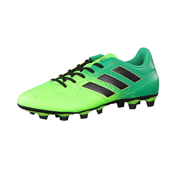 adidas Herren Ace 17.4 FxG Fußballschuhe, Grün (Green BB1051