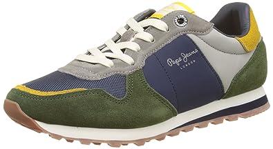 Pepe Jeans Damen Verona W Mix Sneaker