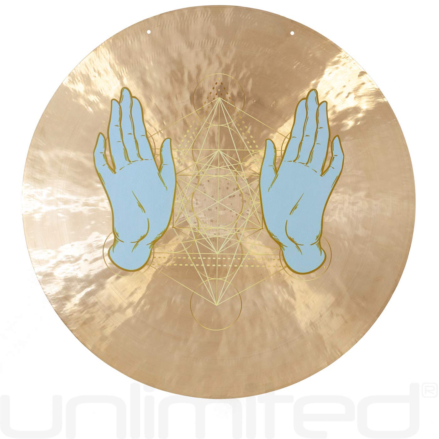 Unlimited 22'' Metatron Wind Gong