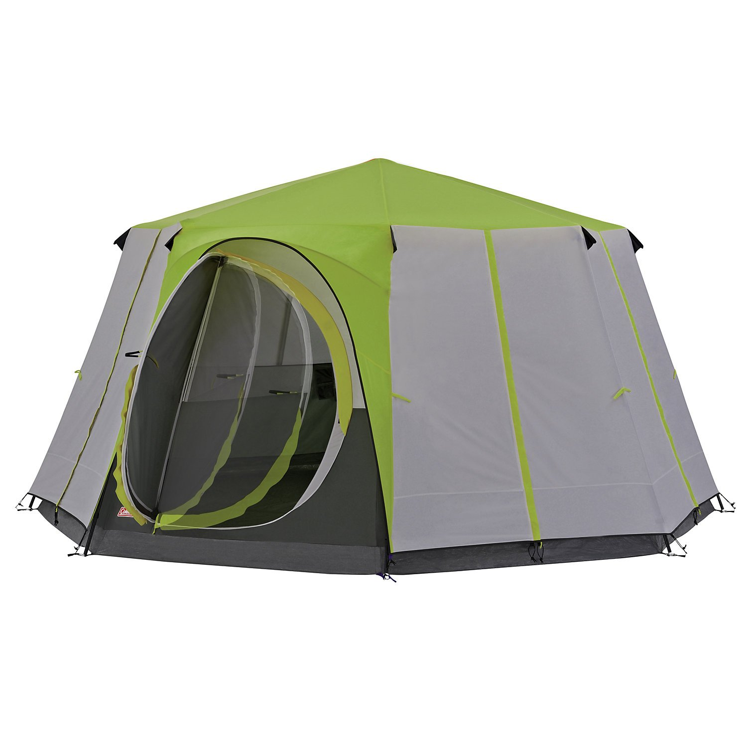 The Coleman Cortes Octagon 8 man tent is a great family tent with a large single room that offers ...  sc 1 st  Best Aussie Reviews & Best Family Tents Australia 2018 - Ultimate Aussie Buyers Guide