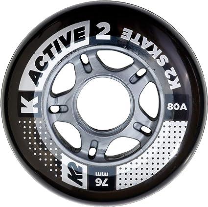 K2 Performance Wheel 4-Pack Inline Skates Rollen