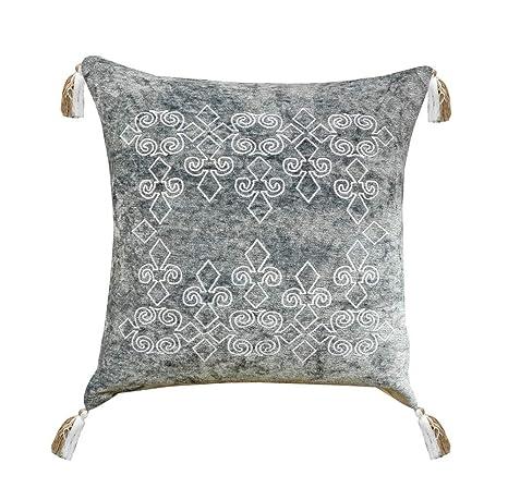 Amazon.com: YoTreasure - Cojín decorativo para cama ...