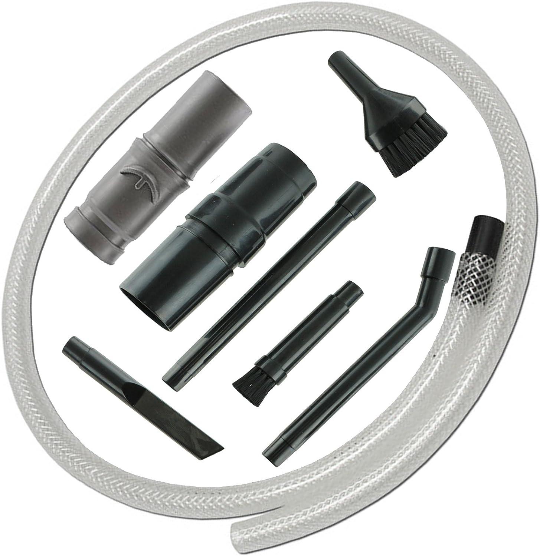Spares2go Coche vehículo Valet Mini Micro Accesorio Kit de Herramientas para Dyson aspiradora: Amazon.es: Hogar