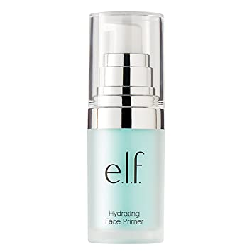 Amazon.com : e.l.f. Hydrating Face Primer for use as a Base for Your Makeup, Vitamin Infused Formula, 0.47 Fluid Ounces : Beauty