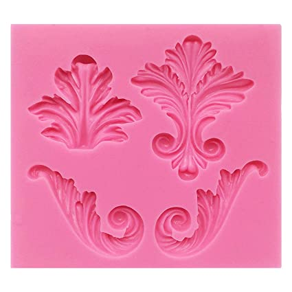 Hot Sale Diy Sugar Craft Cake Vintage Relief Border Silicone Mold Fondant Mold Cake Decorating Tools Gum Paste Mold Easy To Lubricate Kitchen,dining & Bar