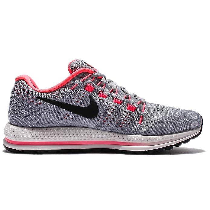 Nike Damen Wmns Air Zoom Vomero 12 Laufschuhe, Grau (Gris
