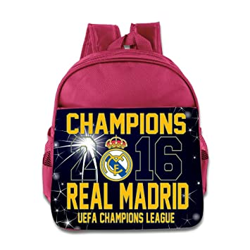 Cf Madrid Real Football Sac Ligue 5 Enfant Euro Champion À École nXYq5nTp