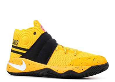 5d7c06c88e4 ... ebay nike kyrie 2 gs size 6.5 back to school bus yellow 5eef0 e957e