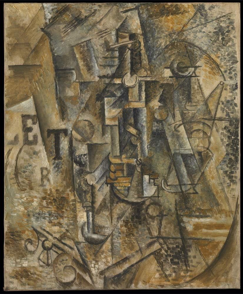 JIADUOBAO Picasso - Naturaleza Muerta con una Botella de ...